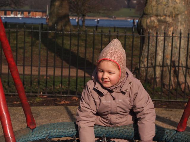 Storbyferie med børn