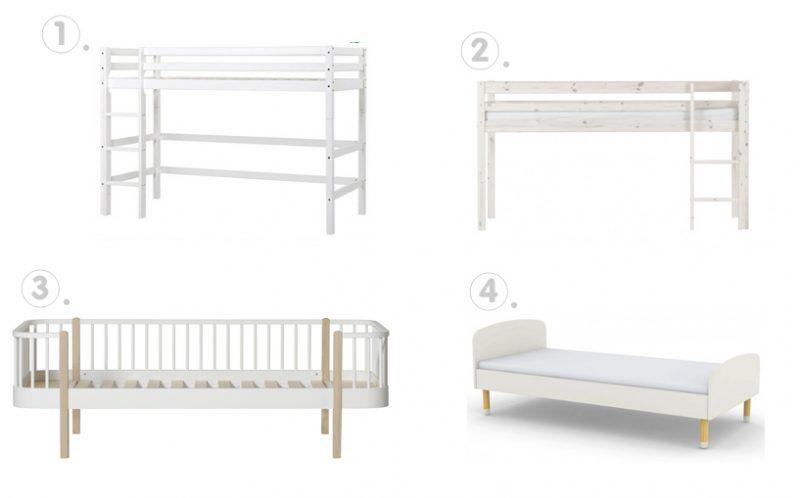 Ny seng til Vigga